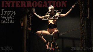 Interrogation – Iron Weight.. Sensualpain.com – gonzoporn.cc