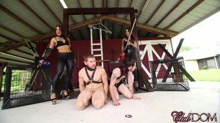 Cruel Women, Crueler Games:.. Clubdom.com – gonzoporn.cc