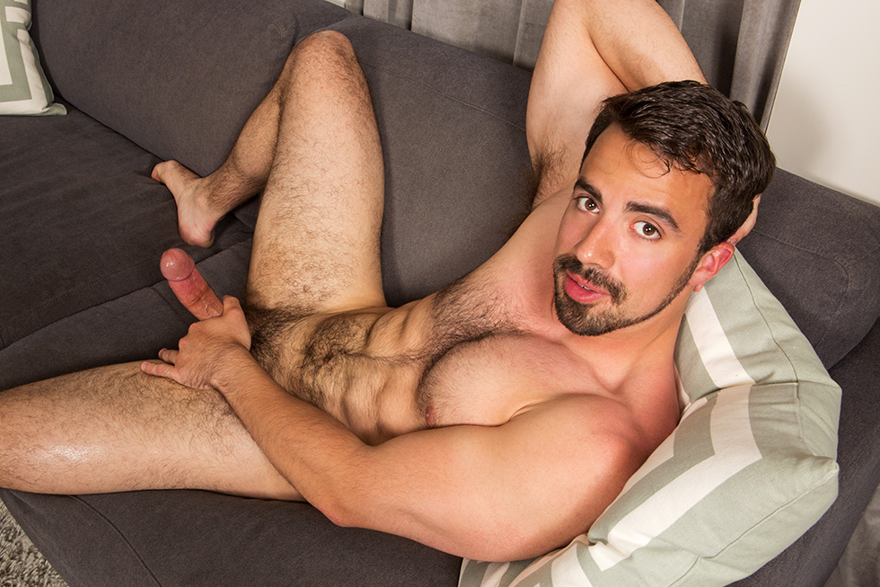 Gay hairy hot man