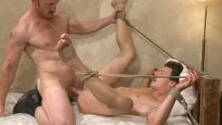 The Creepy Handyman ties his.. Boundgods.com – gonzoporn.cc