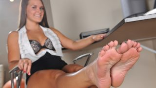 Office Suit Foot 21sextury.com – gonzoporn.cc
