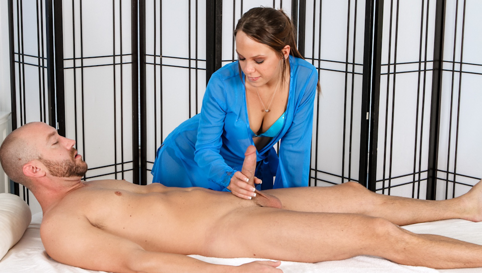 Teen girl handjob massage parlor movies