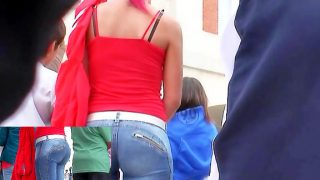 Extremely hot chicks jeans Upskirtcollection.com – gonzoporn.cc