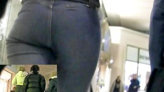 Exciting big butt jeans.. Upskirtcollection.com – gonzoporn.cc